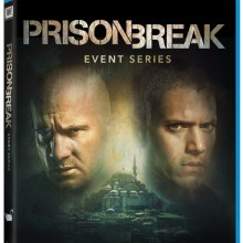 Prison Break Event Series Blu-Ray cover