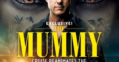Total Film The Mummy cover