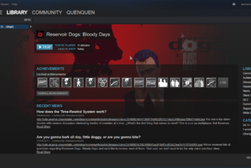 Reservoir Dogs: Bloody Days BETA Testing is LIVE!