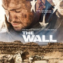 The Wall poster (Roadside Attractions/Amazon Studios)