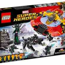 LEGO Super Heroes: The Ultimate Battle For Asgard 76084
