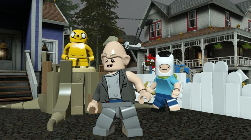 LEGO Dimension still