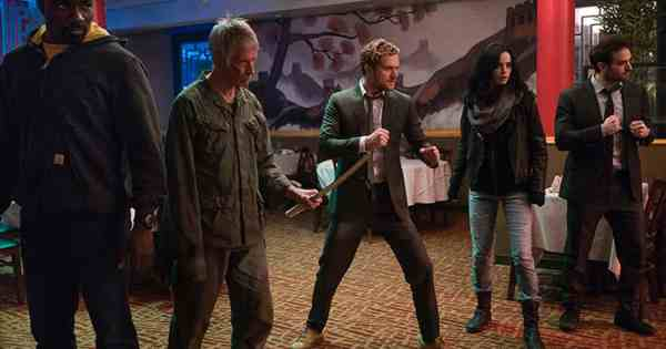 The Defenders still