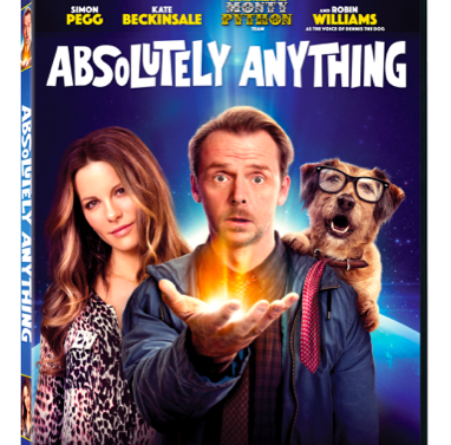 Absolutely Anything DVD/Digital HD cover