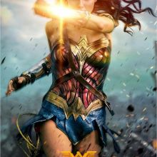 Wonder Woman poster (DC Entertainment/Warner Bros.)