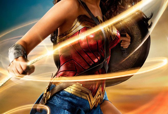 Wonder Woman poster (WarnerBros./DC Entertainment)