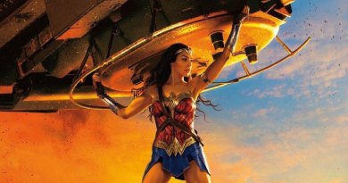 New Wonder Woman poster (Warner Bros./DC Entertainment)