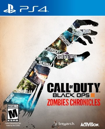 Call Of Duty: Black Ops III - Zombies Chronicles cover
