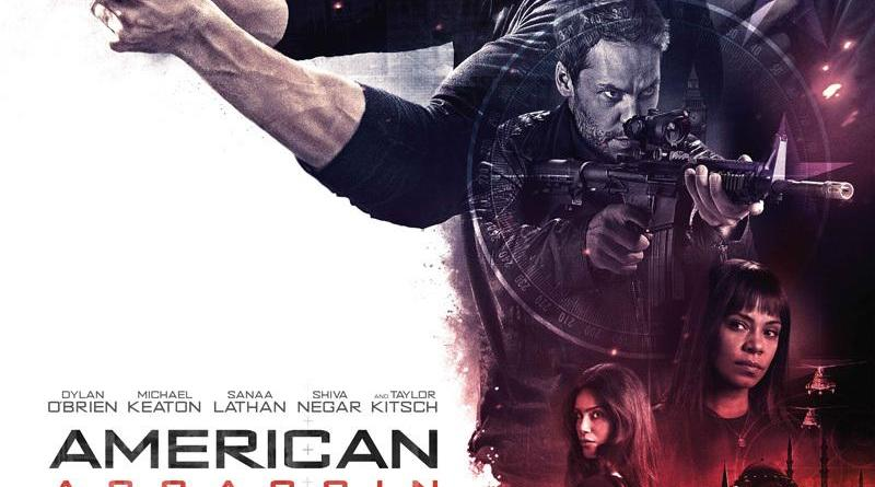 American Assassin poster (CBS Films)