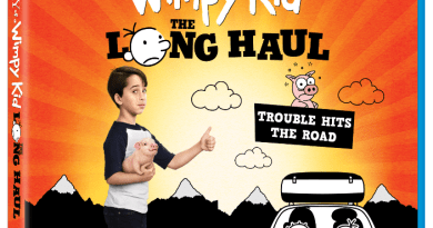Diary Of A Wimpy Kid: The Long Haul (20th Century Fox Home Entertainment)