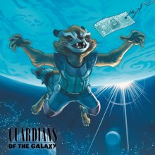 Guardians Of The Galaxy Marvel Rock Variant