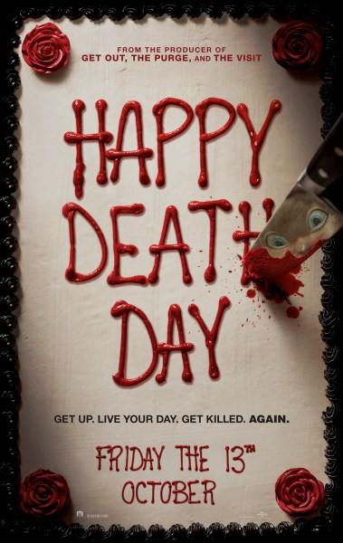 Happy Death Day poster (Blumhouse/Universal)