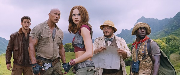 Jumanji: Welcome To The Jungle still (Sony Pictures)
