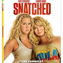 Snatched Blu-Ray/DVD/Digital HD combo cover (20th Century Fox Home Entertainment)