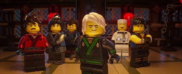 The LEGO Ninjago Movie (Warner Bros. Pictures)