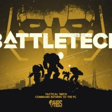 Classic Battletech Tabletop Game Coming To PC In It's Purest Form!