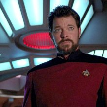 Captain Riker from Star Trek: The Next Generation (Star Trek)