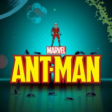 Marvel's Ant-Man animated (Disney XD)
