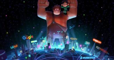 Ralph Breaks The Internet: Wreck-It Ralph 2 (Disney)