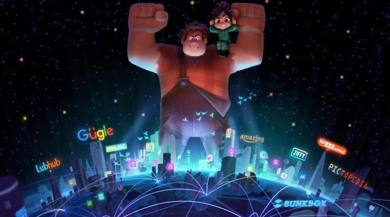Ralph Breaks The Internet: Wreck-It Ralph 2 (Disney)