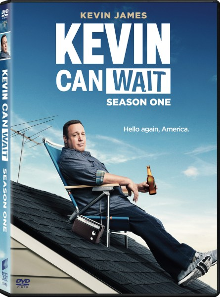 Kevin Can Wait: Season One (Sony Pictures Home Entertainment)