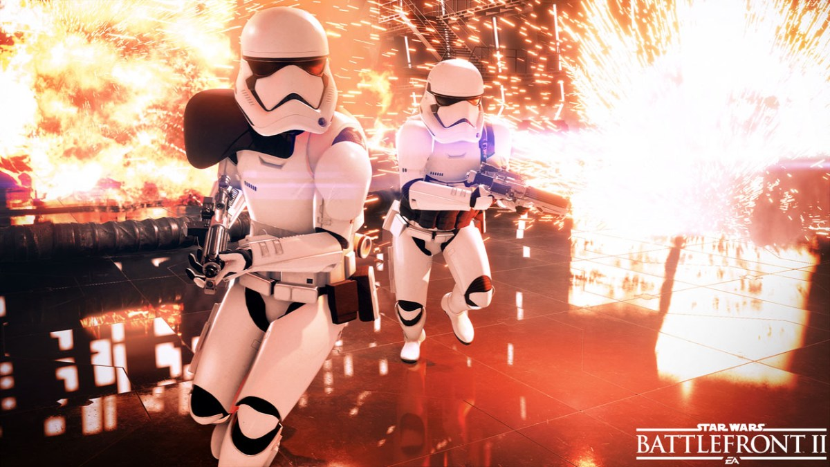 NEW Star Wars Battlefront 2 Single Player Trailer!