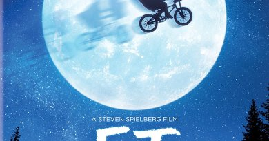 E.T. The Extra-Terrestrial 35th Anniversary Limited Edition 4K Ultra HD