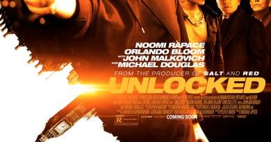 Unlocked poster (Lionsgate Premiere)