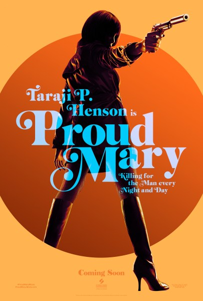 Proud Mary poster (Screen Gems)