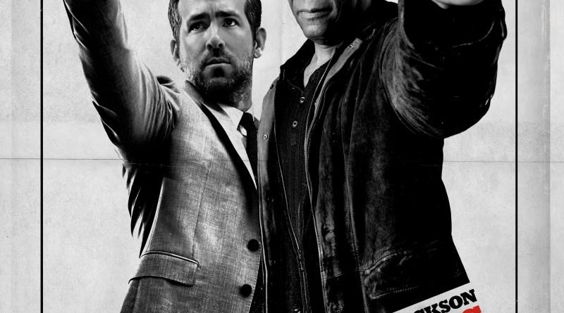 The Hitman's Body Guard retro poster (Lionsgate)
