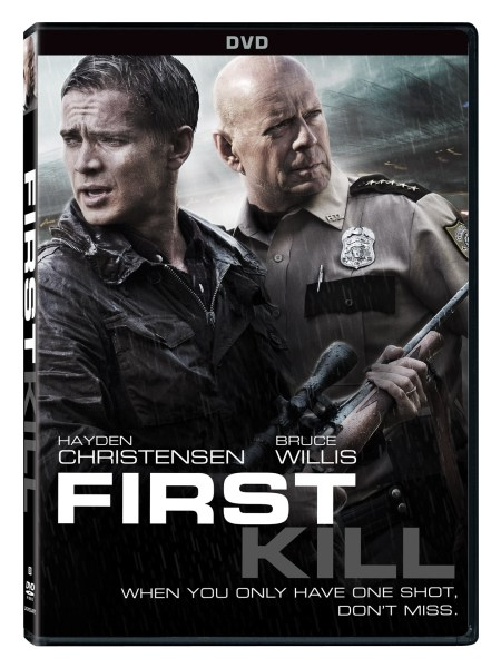 First Kill DVD (Lionsgate Home Entertainment)