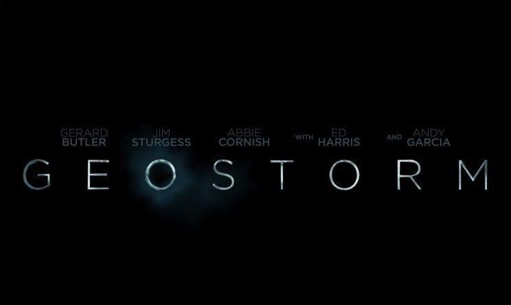 Geostorm poster (Warner Bros. Pictures/Skydance)