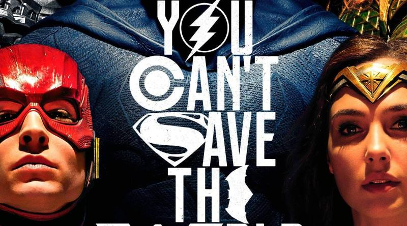 Justice League SDCC poster (Warner Bros. Pictures/DC Entertainment)