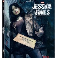 Marvel's Jessica Jones: The Complete First Season Blu-Ray (Marvel/Walt Disney Studios Home Entertainment)