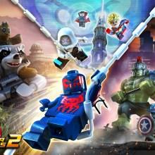 LEGO Marvel Super Heroes 2 art (Warner Bros. Games)