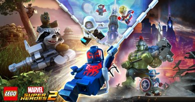 LEGO Marvel Super Heroes 2 art (Warner Bros. Games)