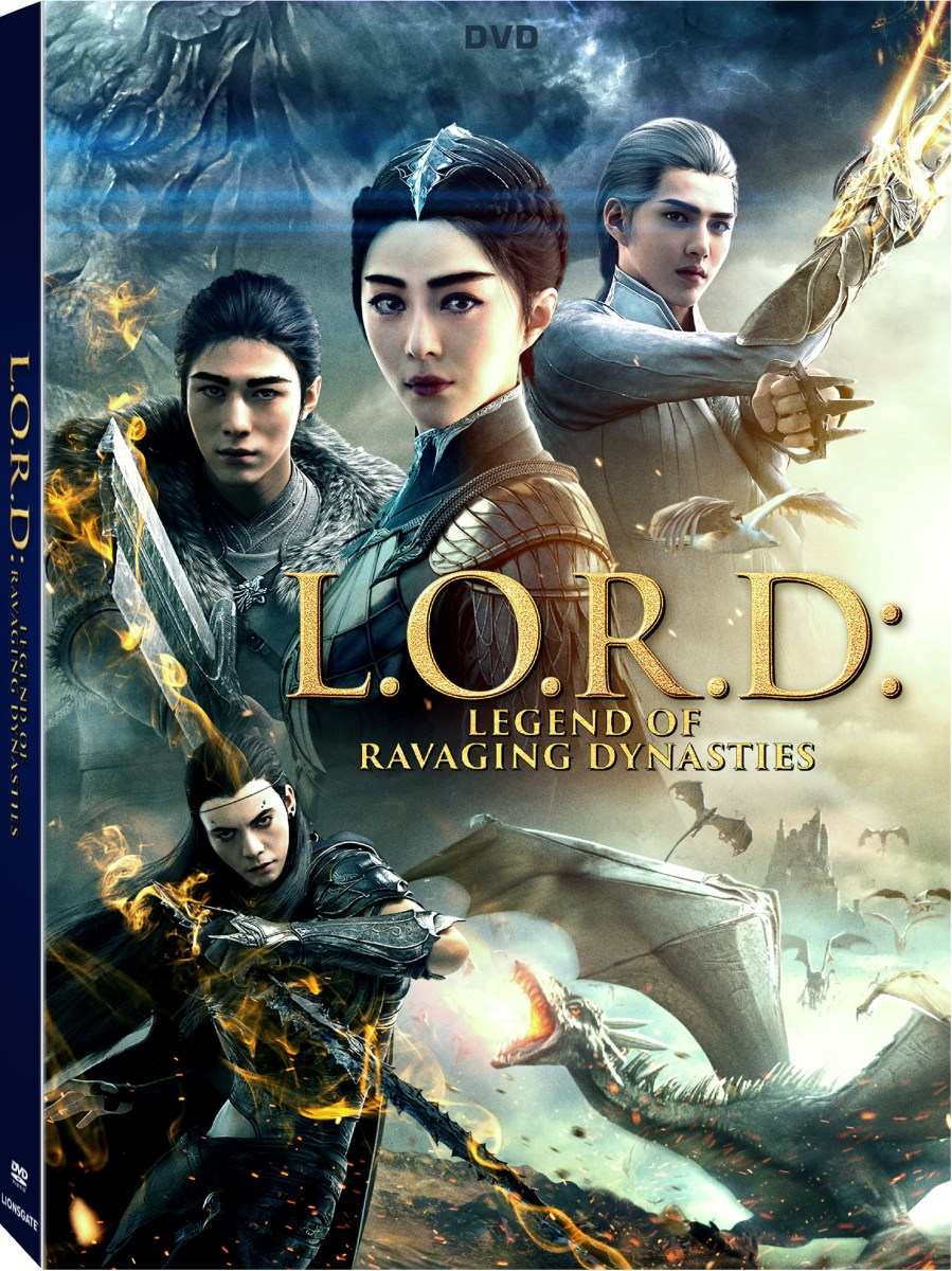 L.O.R.D.: Legend Of Ravaging Dynasties Home Release Info Announced