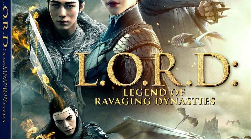 L.O.R.D.: Legend Of Ravaging Dynasties cover (Lionsgate Home Entertainment)