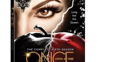 Once Upon A Time: The Complete Sixth Season cover (ABC/Walt Disney Studios Home Entertainment)
