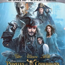 Disney's Pirates Of The Caribbean: Dead Men Tell No Tales 4K Ultra HD