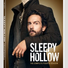 Sleepy Hollow Season Four (20th Century Fox Home Entertainment)