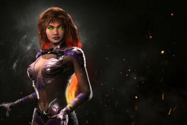 Injustice 2 Starfire DLC Trailer Released