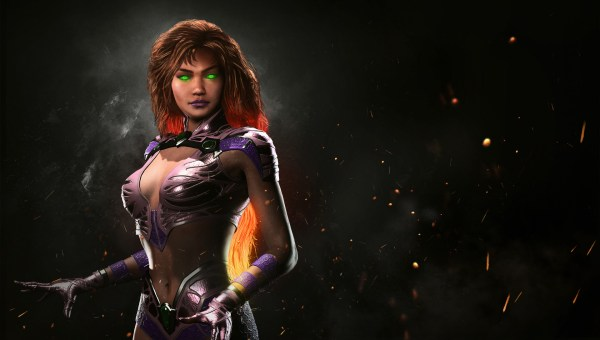 Starfire DLC from Injustice 2 (Warner Bros. Interactive Entertainment)