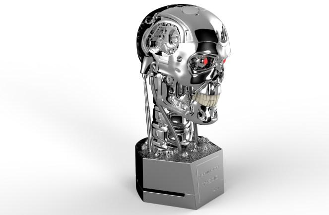Terminator T-800 Endoskeleton Crowdfunding 01
