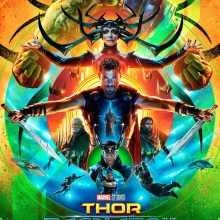 Thor: Ragnarok poster (Marvel/Walt Disney Studios)
