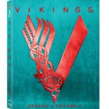 Vikings Season Four, Volume 2 (MGM/20th Century Fox Home Entertainment)