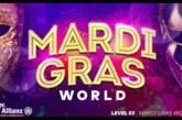 Drone Racing League: 2017 Level Three | Mardi Gras World Teaser