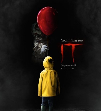 It poster (Entertainment Weekly/Warner Bros. Pictures/New Line Cinema)