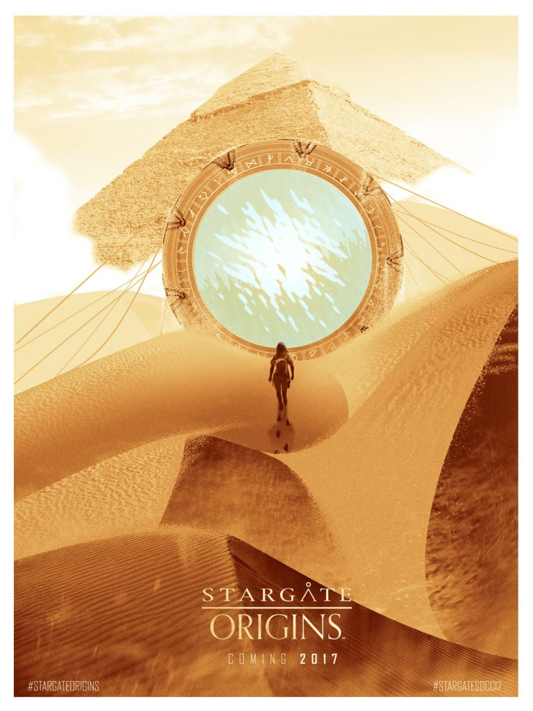 Stargate Origins: Announced At SDCC