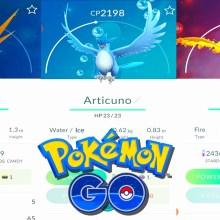 Legendary Pokémon Coming To PokémonGo